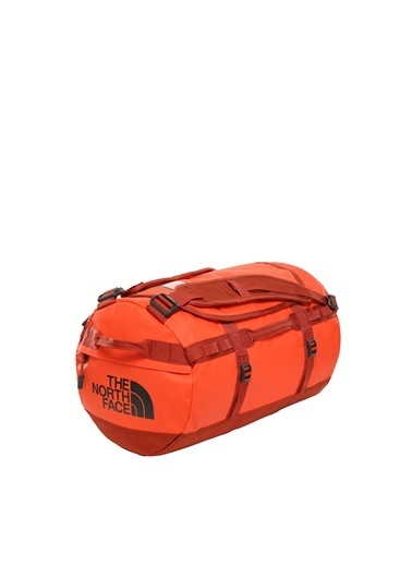 The North Face The North Face Base Camp Duffel - S Nf0A3Etofj51 Oranj